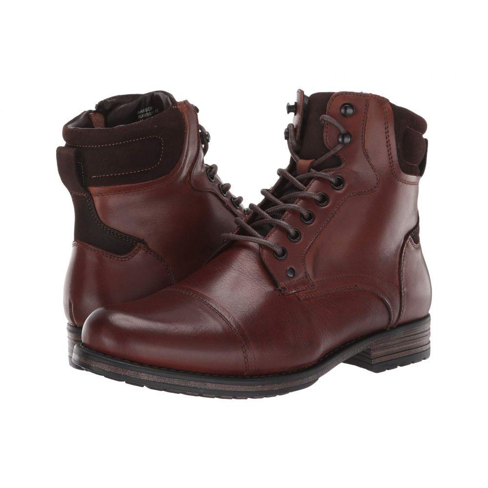 スティーブ マデン Steve Madden メンズ ブーツ シューズ・靴【Rawson Boot】Cognac Leather