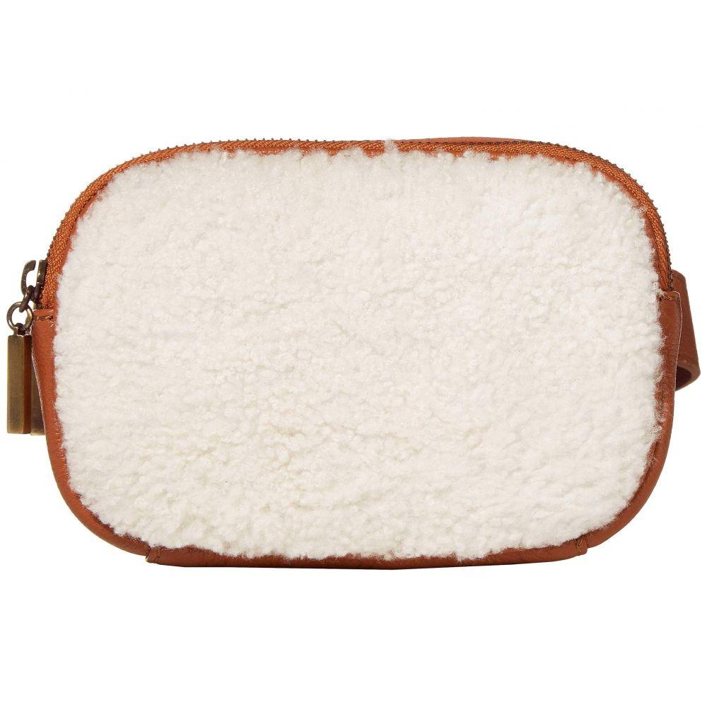 TMRWスタジオ TMRW STUDIO レディース ボディバッグ・ウエストポーチ バッグ【Alexander Belt Bag】Natural Shearling