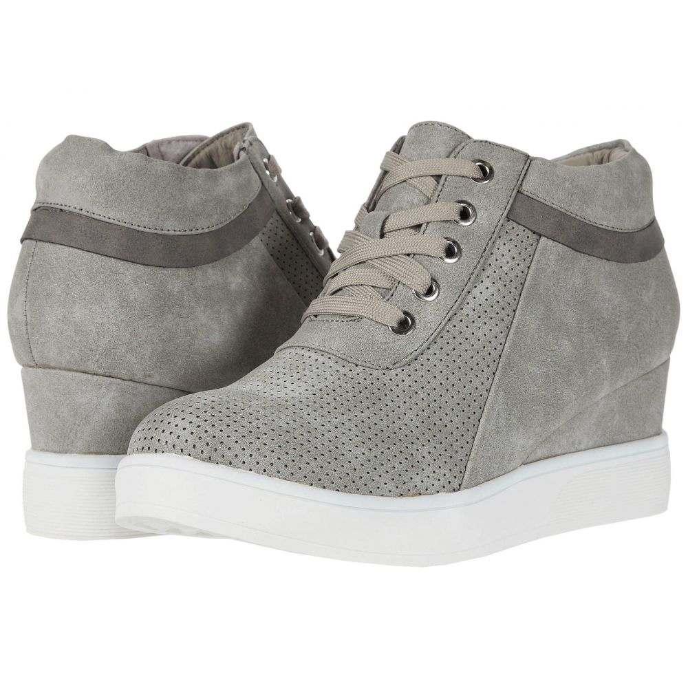 ジュルネ コレクション Journee Collection レディース スニーカー シューズ・靴【Ayse】Grey
