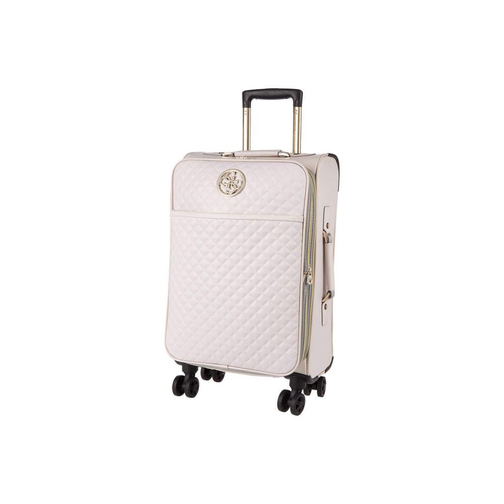 ゲス GUESS レディース スーツケース・キャリーバッグ バッグ【20 G-Lux 8-Wheel Spinner】Shell