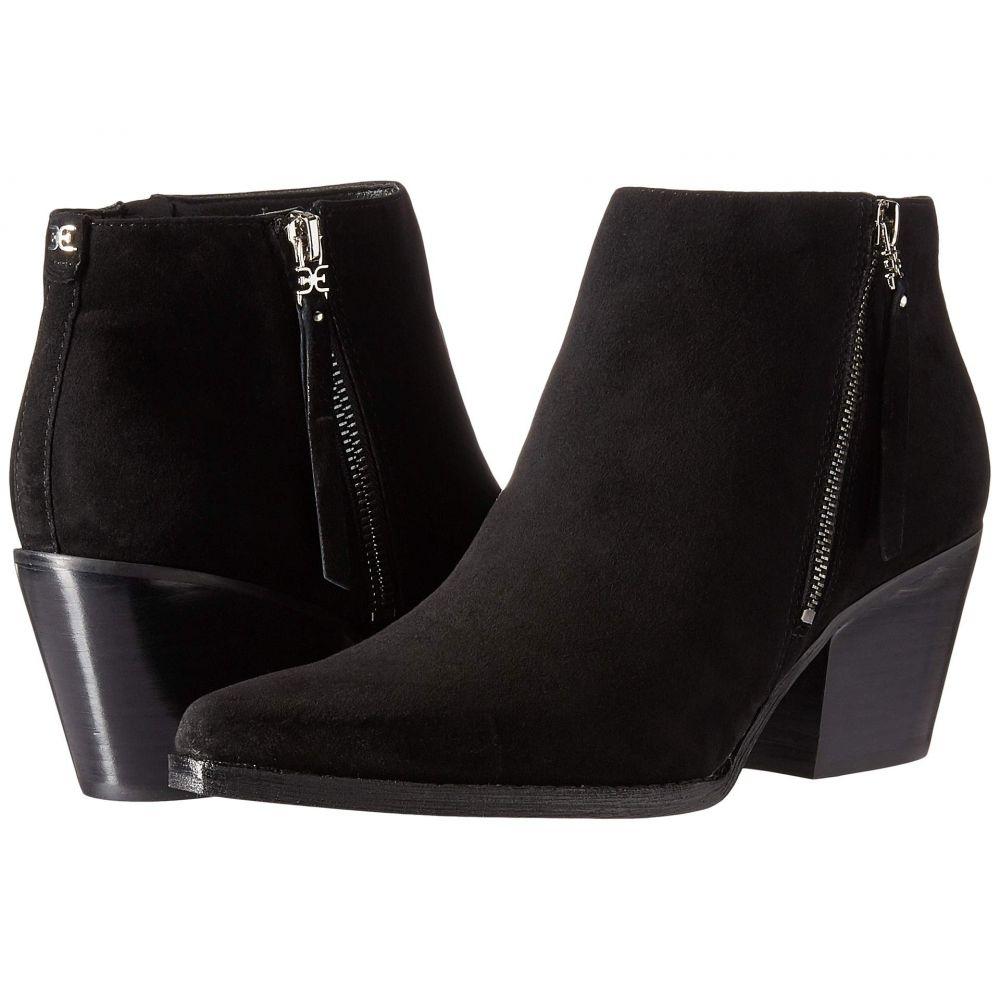 サム エデルマン Sam Edelman レディース ブーツ シューズ・靴【Walden】Black Suede Leather