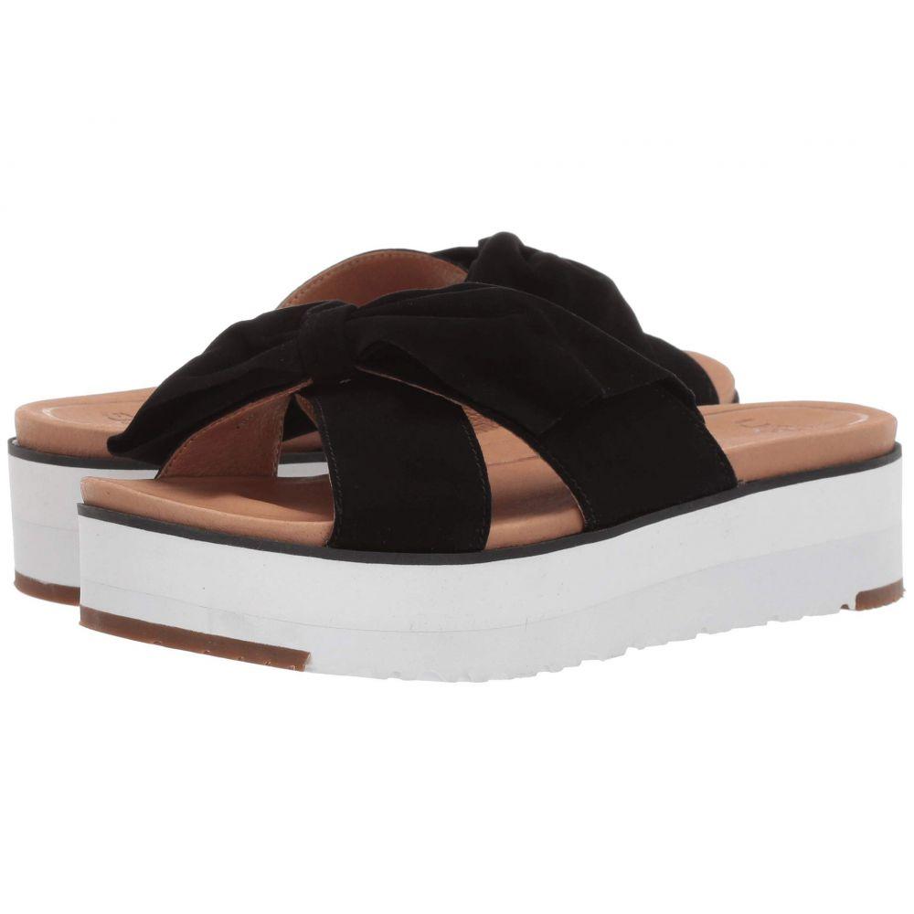 アグ UGG レディース サンダル・ミュール シューズ・靴【Joan II】Black