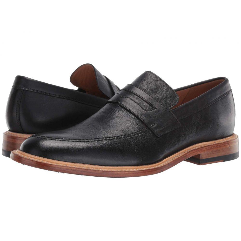 ボストニアン Bostonian メンズ ローファー シューズ・靴【No16 Soft Free】Black Leather