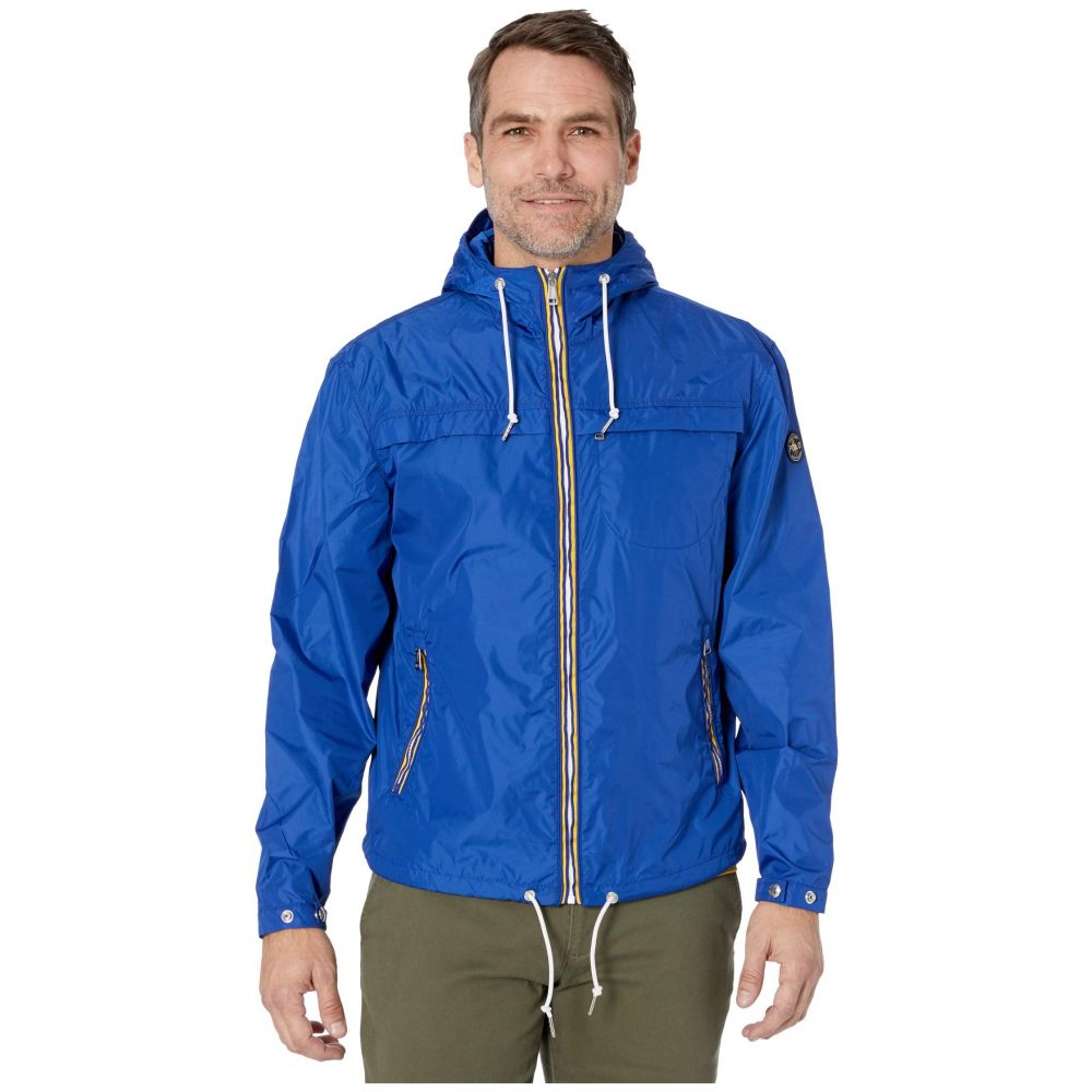 ラルフ ローレン Polo Ralph Lauren メンズ ジャケット アノラック アウター【Anorak Jacket】Sistine Blue