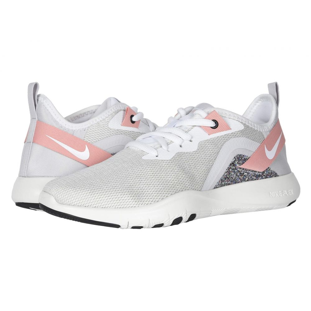 ナイキ Nike レディース スニーカー シューズ・靴【Flex TR 9】Vast Grey/White/Coral Stardust/Phantom