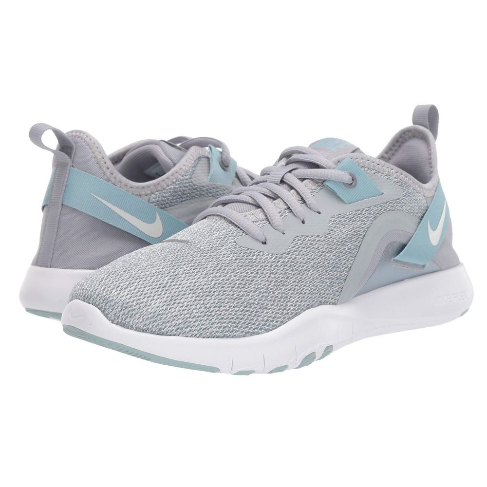ナイキ Nike レディース スニーカー シューズ・靴【Flex TR 9】Wolf GreyPure Platinum/Ocean Cube/White