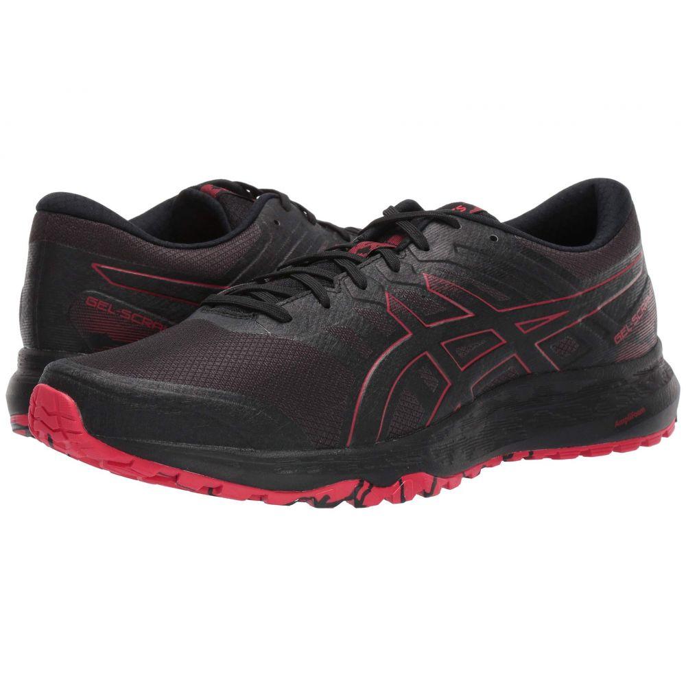 アシックス ASICS メンズ ランニング・ウォーキング シューズ・靴【GEL-Scram 5】Black/Speed Red