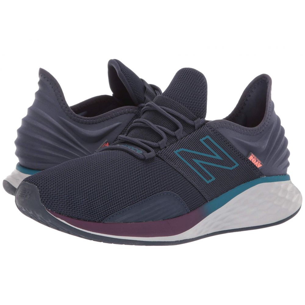 ニューバランス New Balance メンズ ランニング・ウォーキング シューズ・靴【Fresh Foam Roav Boundaries】Navy/Dark Neptune Mesh