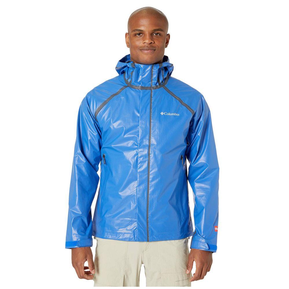 コロンビア Columbia メンズ ジャケット アウター【OutDry Ex Blitz Jacket】Azul