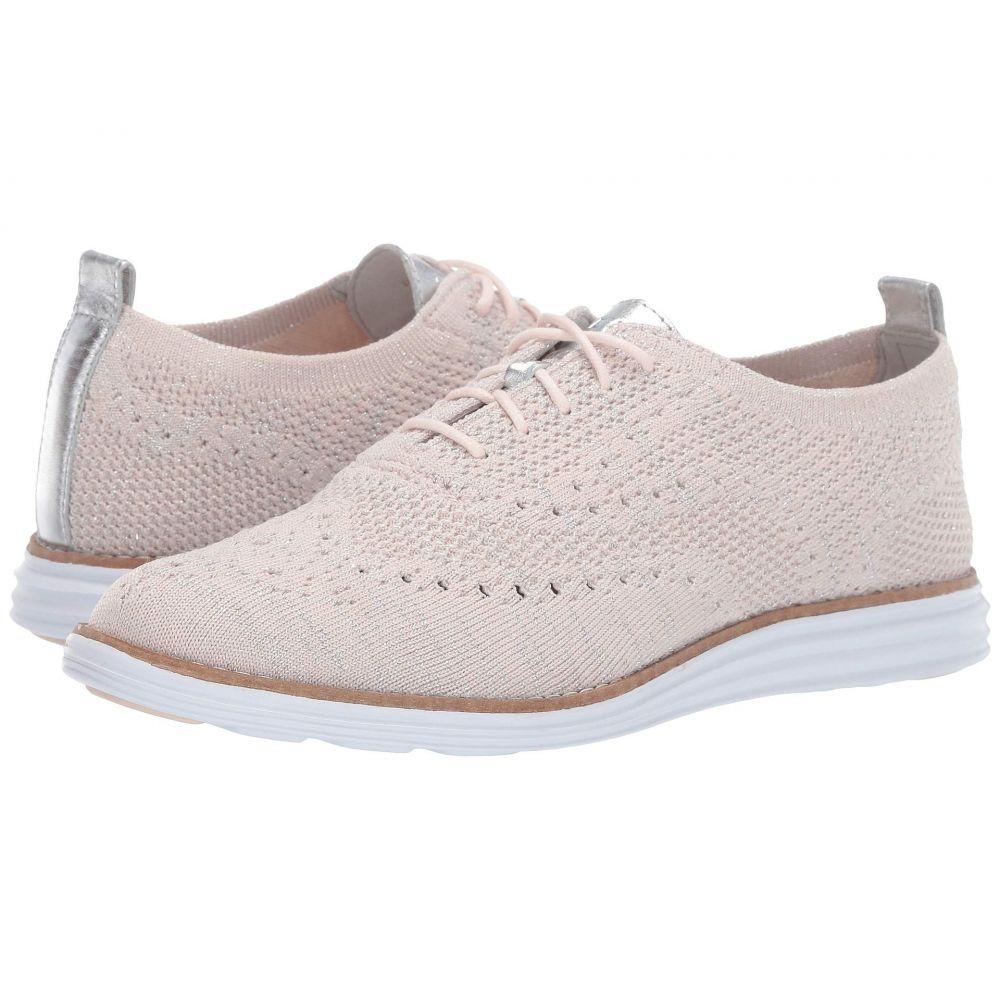 コールハーン Cole Haan レディース ローファー・オックスフォード シューズ・靴【Original Grand Stitchlite Wing Oxford】Peach Blush