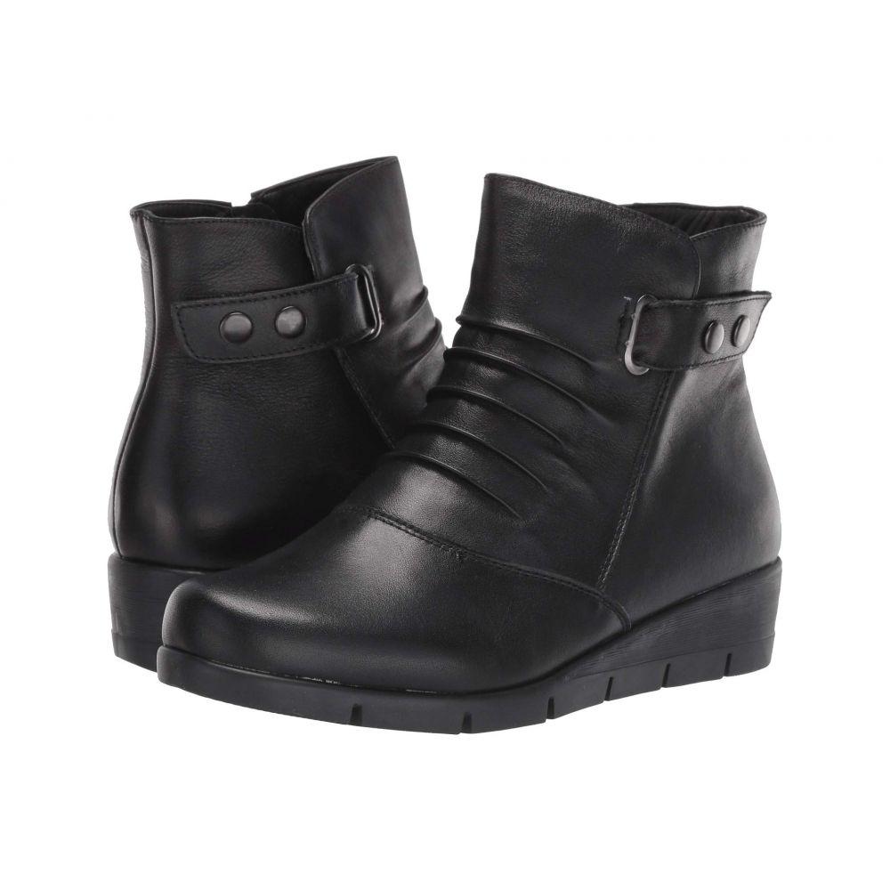 スプリングステップ Spring Step レディース ブーツ シューズ・靴【Mendy】Black