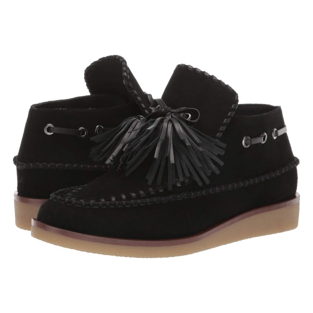 エアロソールズ Aerosoles レディース ブーツ シューズ・靴【Martha Stewart Shirley】Black Suede