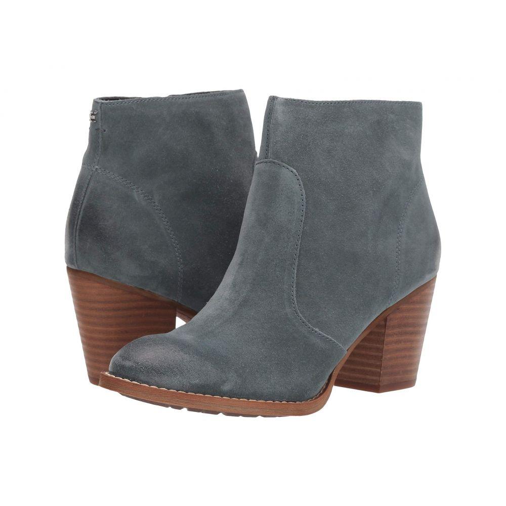 サム エデルマン Sam Edelman レディース ブーツ シューズ・靴【Mari】Grey Iris Velutto Suede Leather