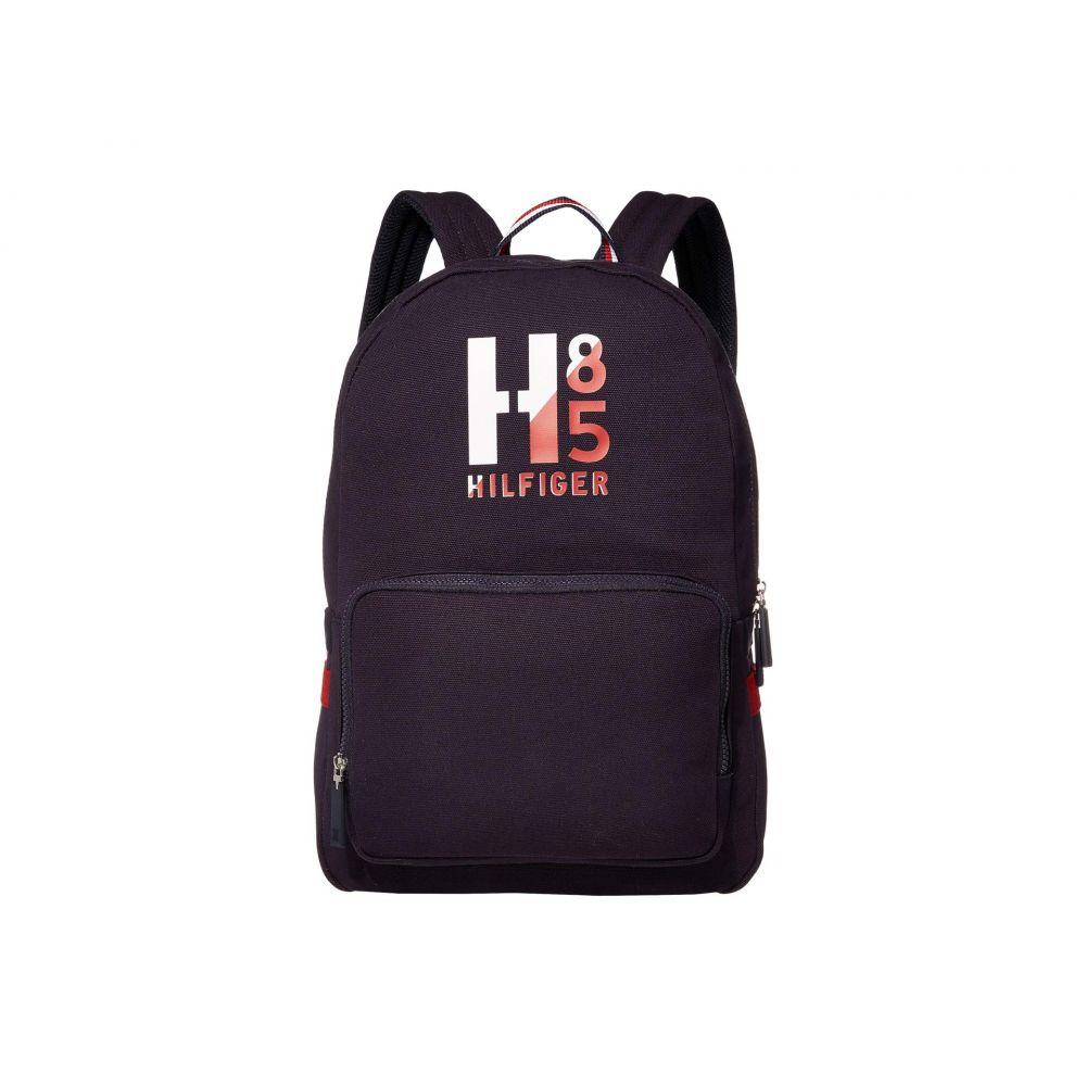 トミー ヒルフィガー Tommy Hilfiger メンズ バックパック・リュック バッグ【Hayes - Backpack - Corp Canvas】Tommy Navy