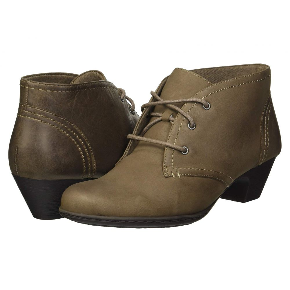 ロックポート Rockport レディース ブーツ チャッカブーツ シューズ・靴【Brynn Chukka Bootie】Stone