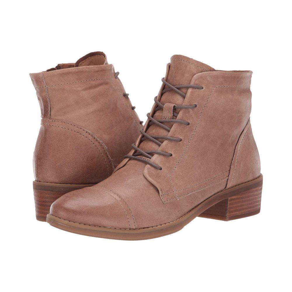 コンフォーティヴァ Comfortiva レディース ブーツ シューズ・靴【Cordia】Light Taupe Oleoso