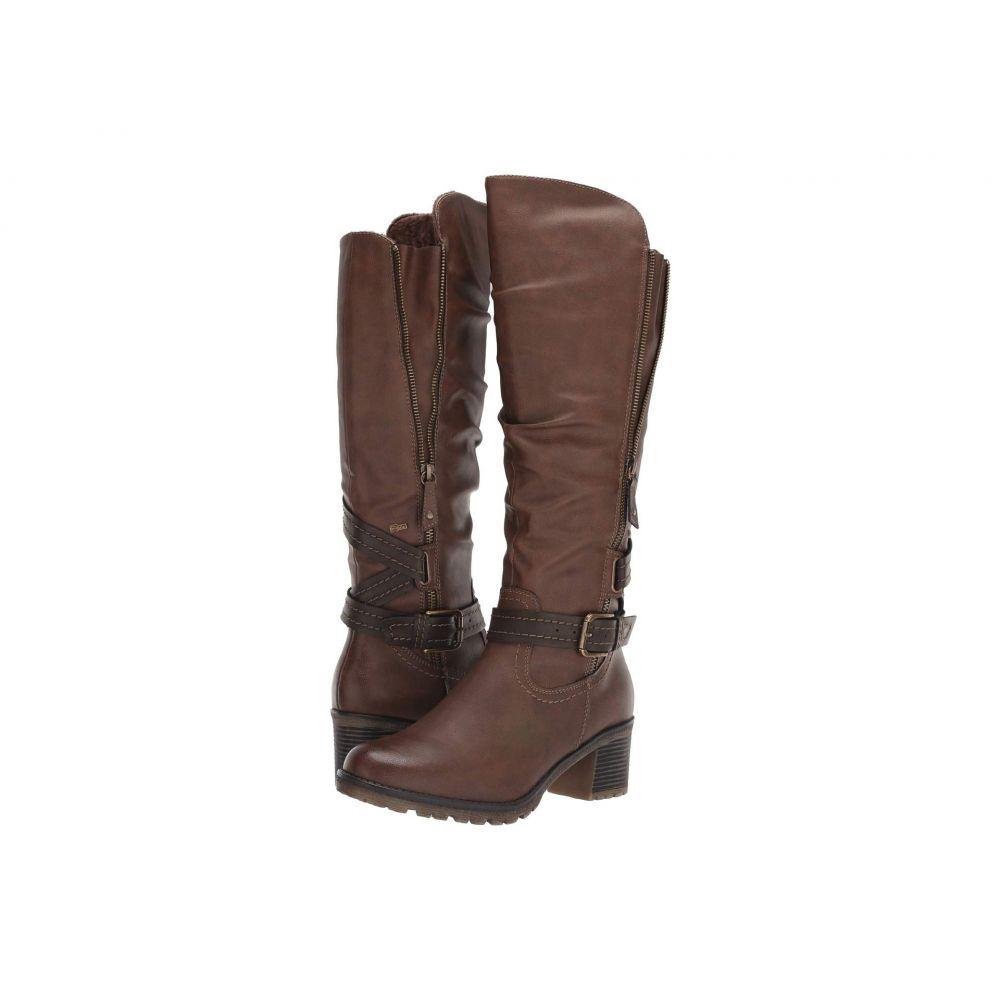 スプリングステップ Spring Step レディース ブーツ シューズ・靴【Gemisola】Brown