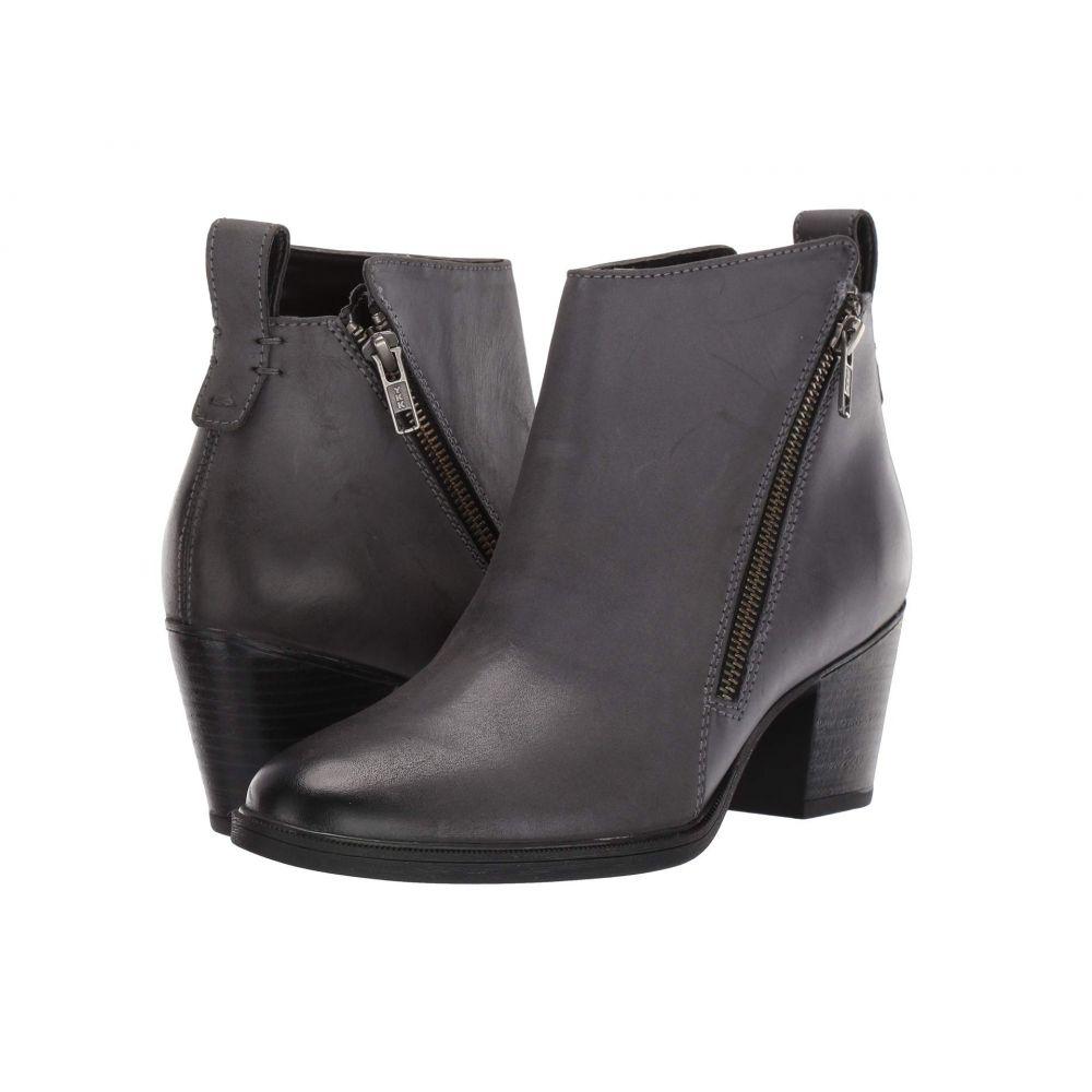 ロックポート Rockport レディース ブーツ ショートブーツ シューズ・靴【Maddie Ankle Zip Boot】Grey