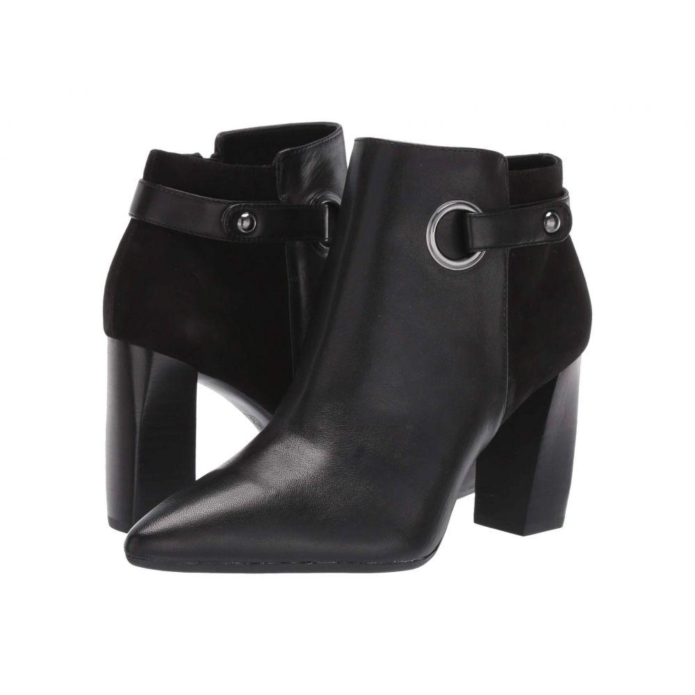 エアロソールズ Aerosoles レディース ブーツ シューズ・靴【Final Word】Black Leather