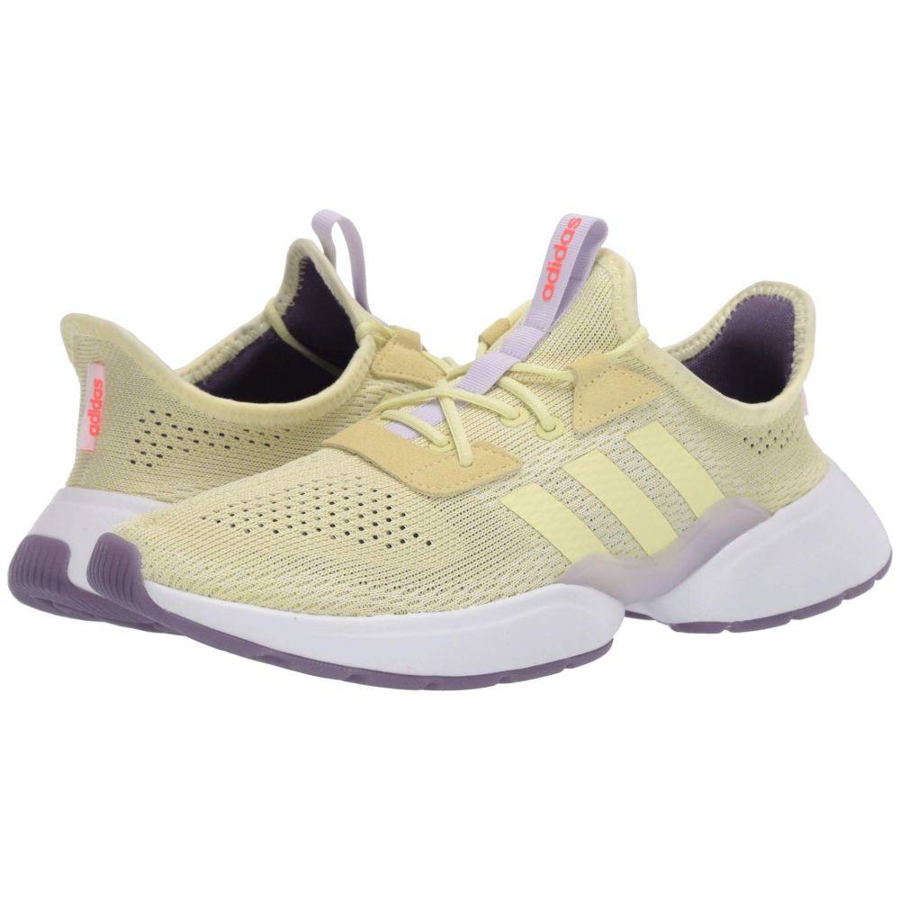 アディダス adidas レディース スニーカー シューズ・靴【Mavia X】Yellow Tint/Yellow Tint/Purple Tint