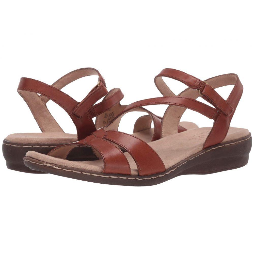 ソウル ナチュラライザー SOUL Naturalizer レディース サンダル・ミュール シューズ・靴【Bobbie】Saddle Leather
