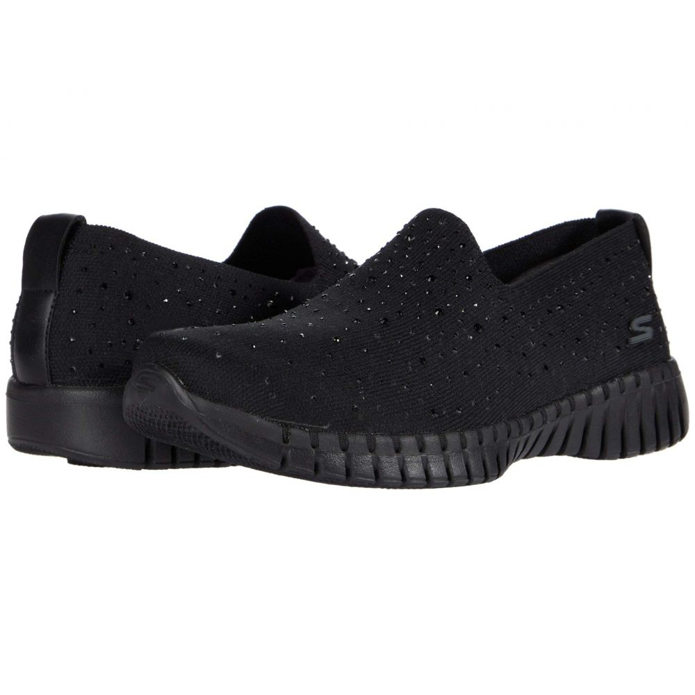 スケッチャーズ SKECHERS Performance レディース スニーカー シューズ・靴【Go Walk Smart - 124053】Black