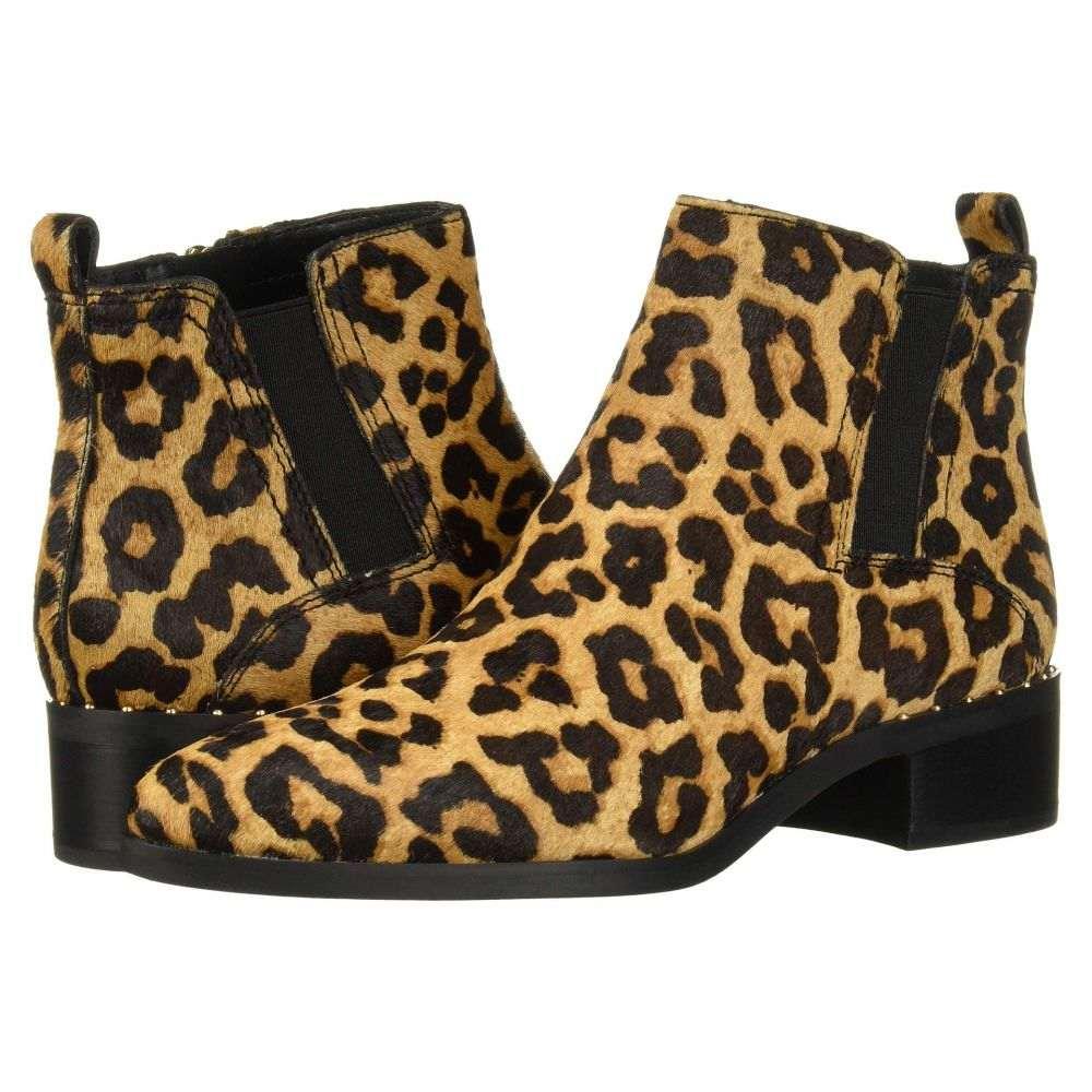 フランコサルト Franco Sarto レディース ブーツ シューズ・靴【Domingo】Camel Leopard