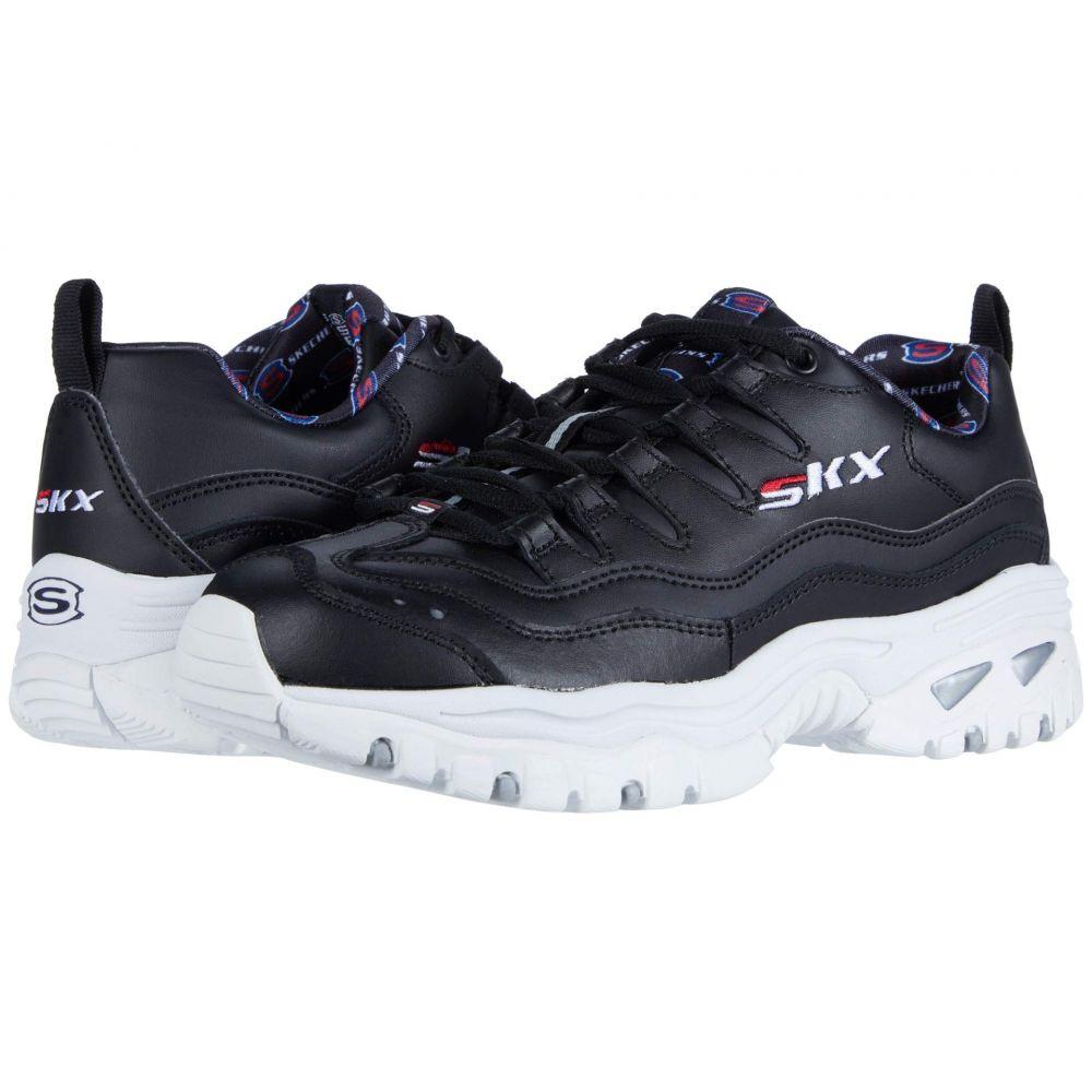 スケッチャーズ SKECHERS メンズ スニーカー シューズ・靴【Energy Retro Vision】Black/White