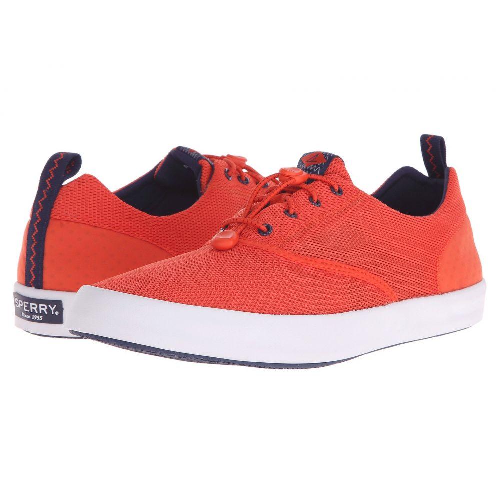 スペリートップサイダー Sperry メンズ スニーカー シューズ・靴【Flex Deck CVO】Orange