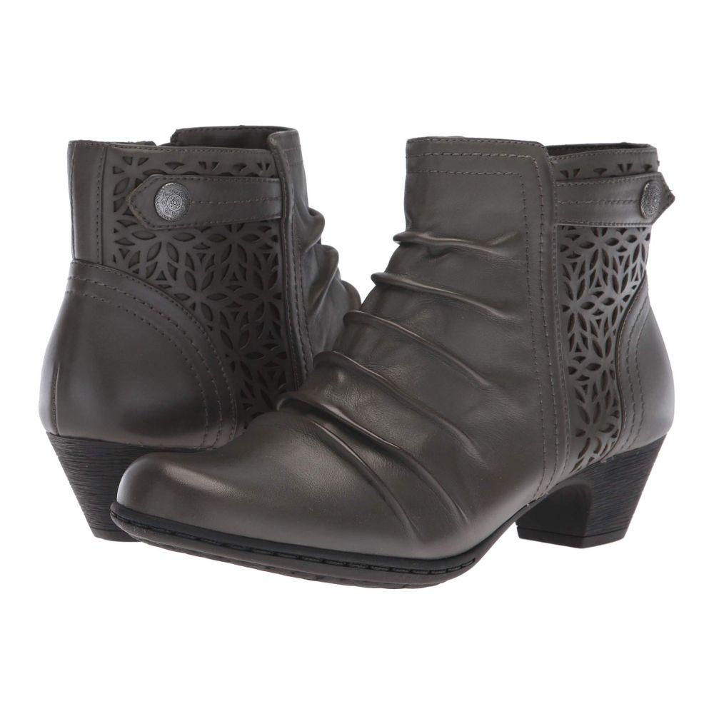 ロックポート Rockport レディース ブーツ シューズ・靴【Brynn Panel Boot】Grey