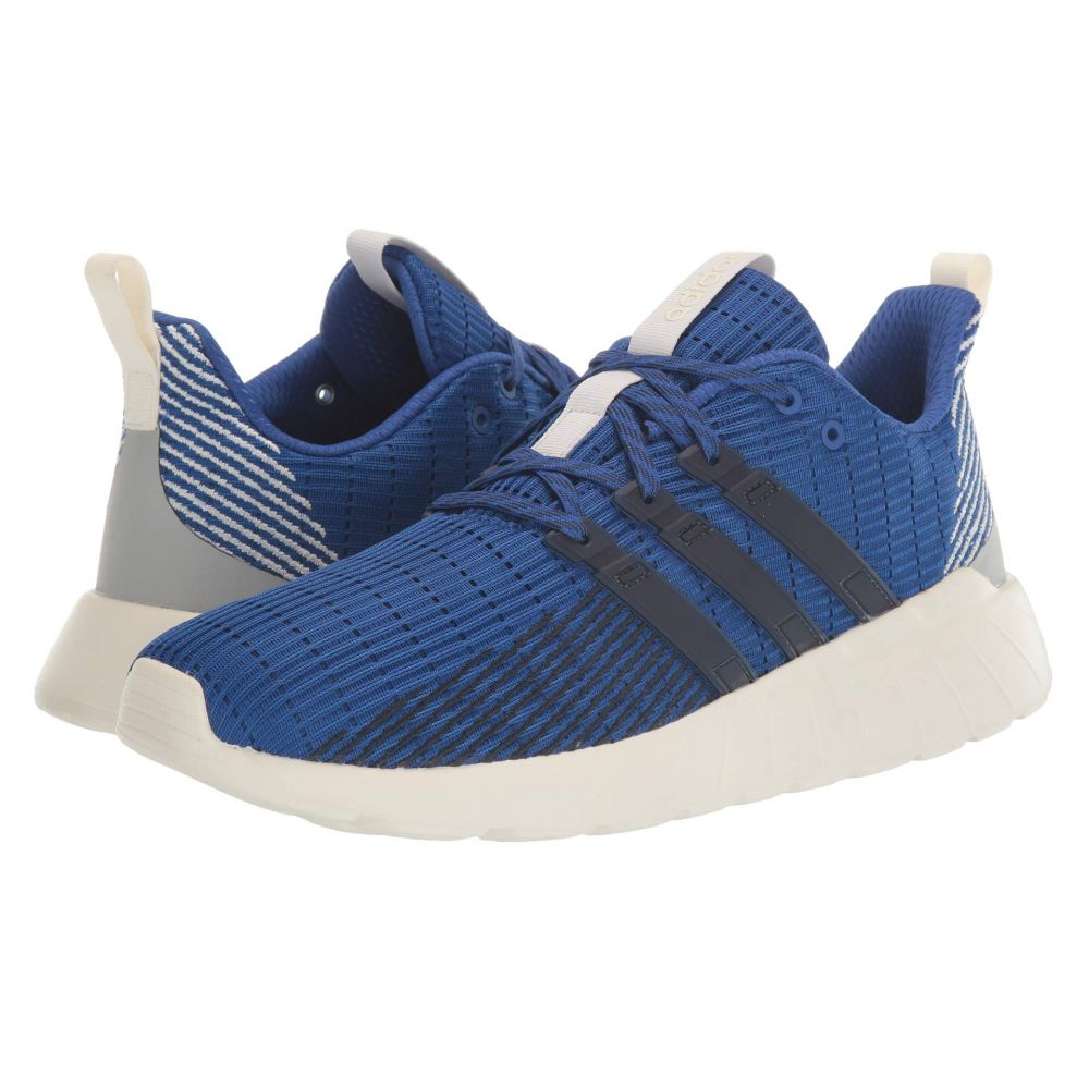 アディダス adidas メンズ スニーカー シューズ・靴【Questar Flow】Team Royal Blue/Legend Ink/Chalk White