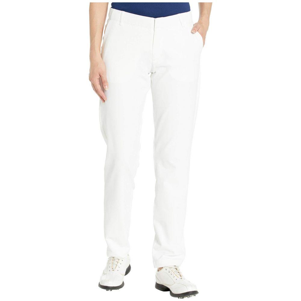 アンダーアーマー Under Armour Golf レディース ボトムス・パンツ 【Links Pants】White/Mod Gray/White