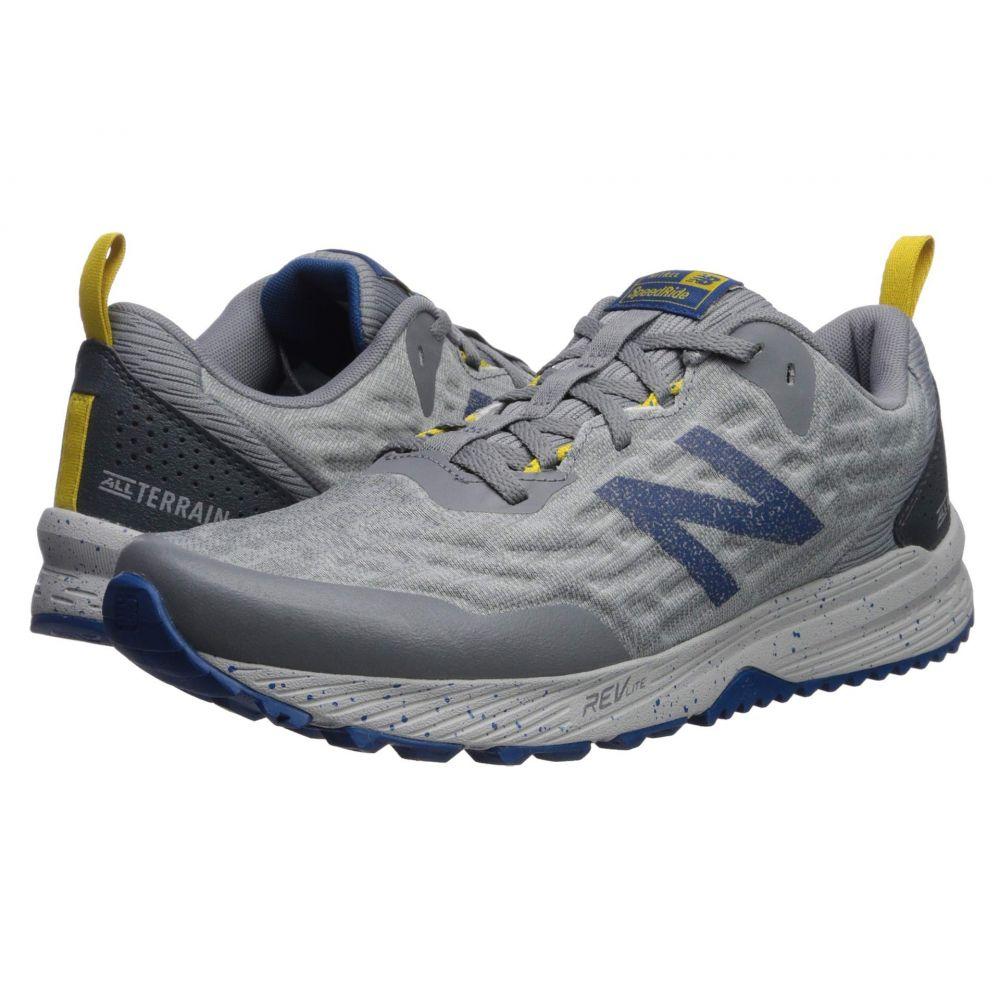 ニューバランス New Balance メンズ ランニング・ウォーキング シューズ・靴【Nitrel v3】Grey/Blue