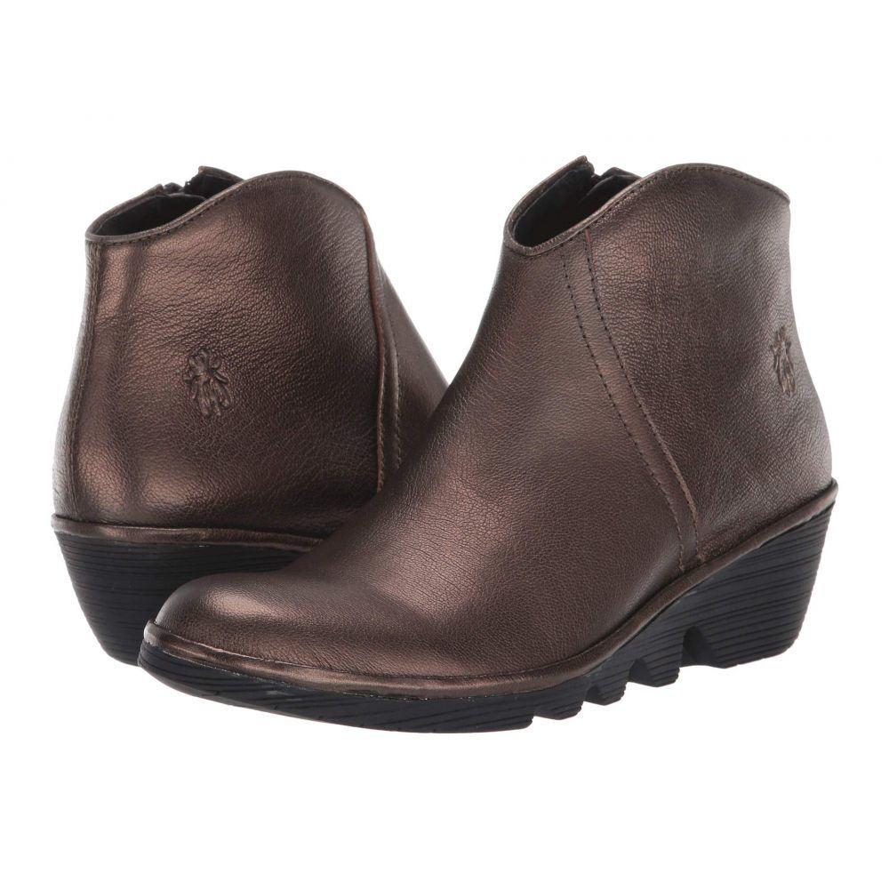 フライロンドン FLY LONDON レディース ブーツ シューズ・靴【PEVO092FLY】Coffee Idra