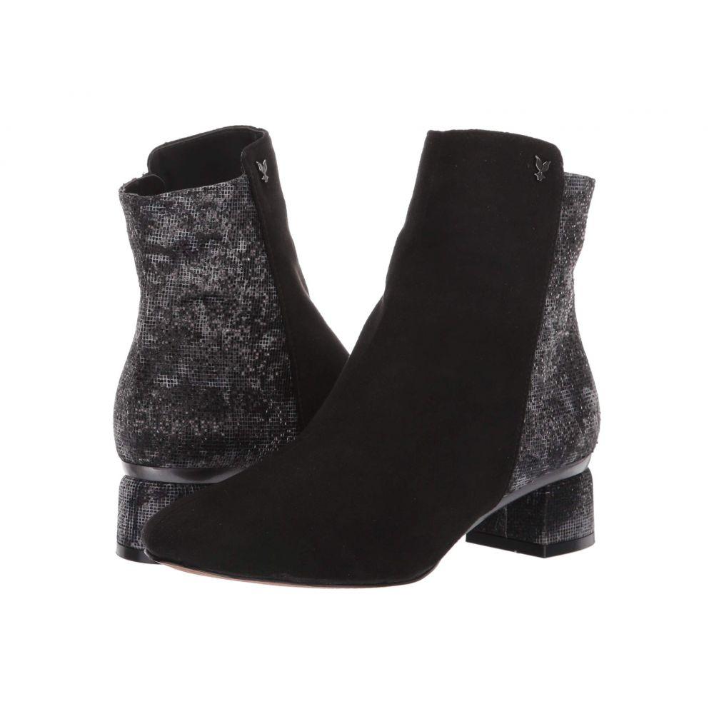 ジェイレニー J. Renee レディース ブーツ シューズ・靴【Danabelle】Black Suede Multi