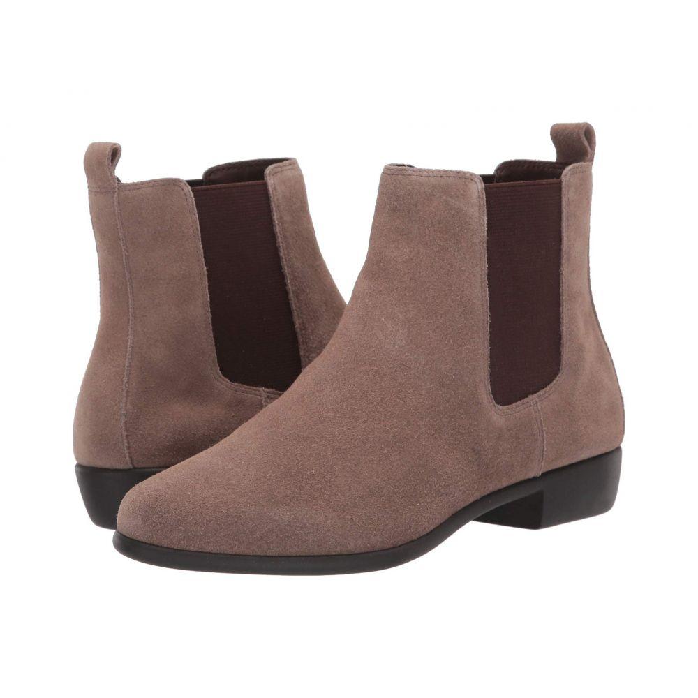 エアロソールズ Aerosoles レディース ブーツ シューズ・靴【Step Dance】Taupe Suede
