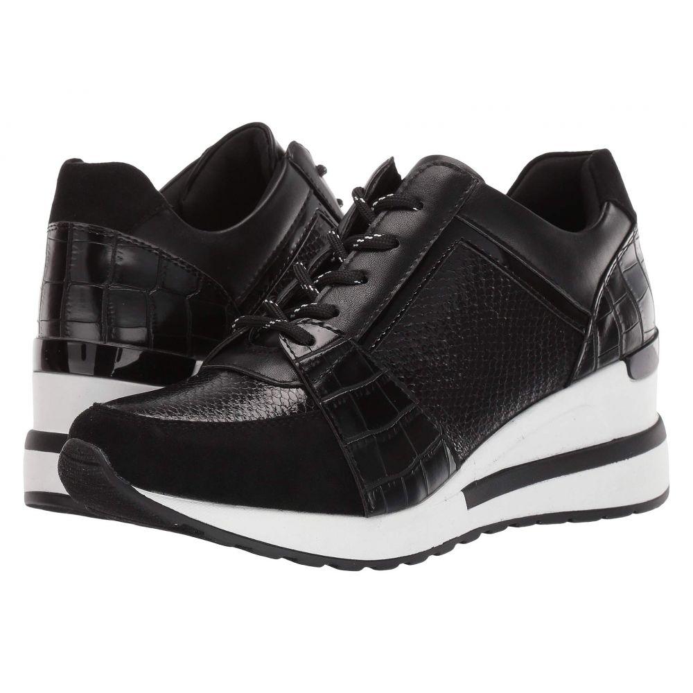 スティーブ マデン Steve Madden レディース スニーカー シューズ・靴【Hysteria Sneaker】Black