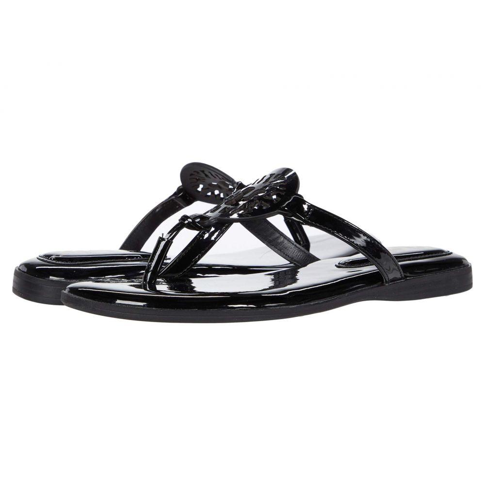 アン クライン Anne Klein レディース ビーチサンダル シューズ・靴【Alltheway】Black Patent