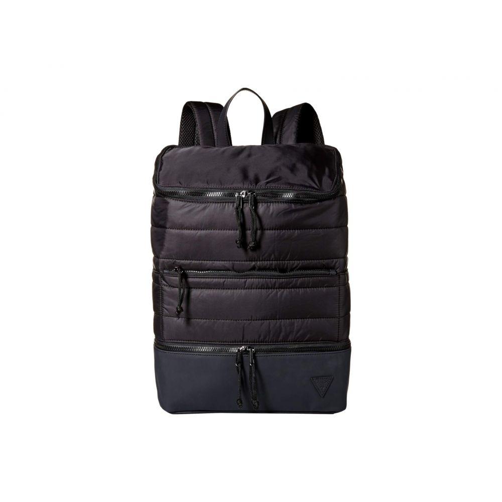 ゲス GUESS ユニセックス バックパック・リュック バッグ【Windchill Backpack】Black