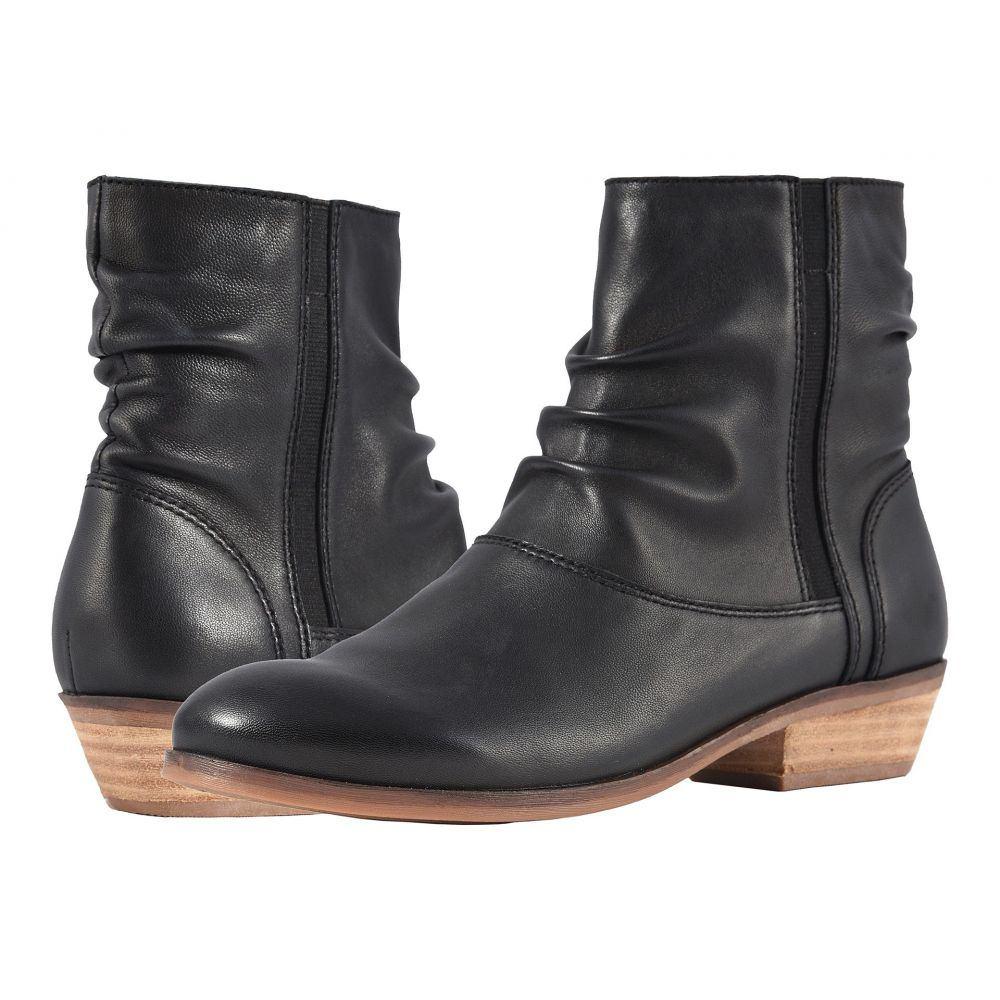 ソフトウォーク SoftWalk レディース ブーツ シューズ・靴【Rochelle】Black