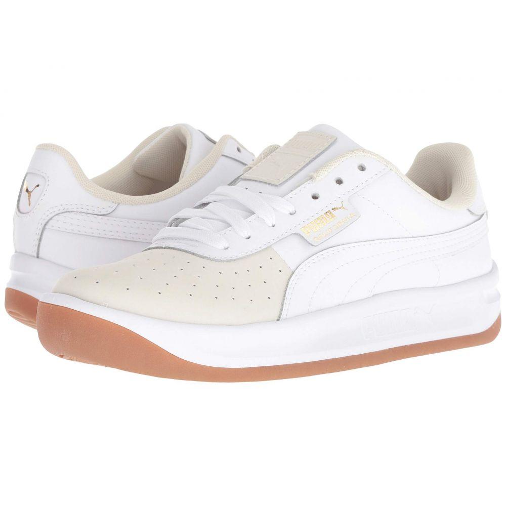 プーマ PUMA レディース スニーカー シューズ・靴【California Exotic】Whisper White/Puma White