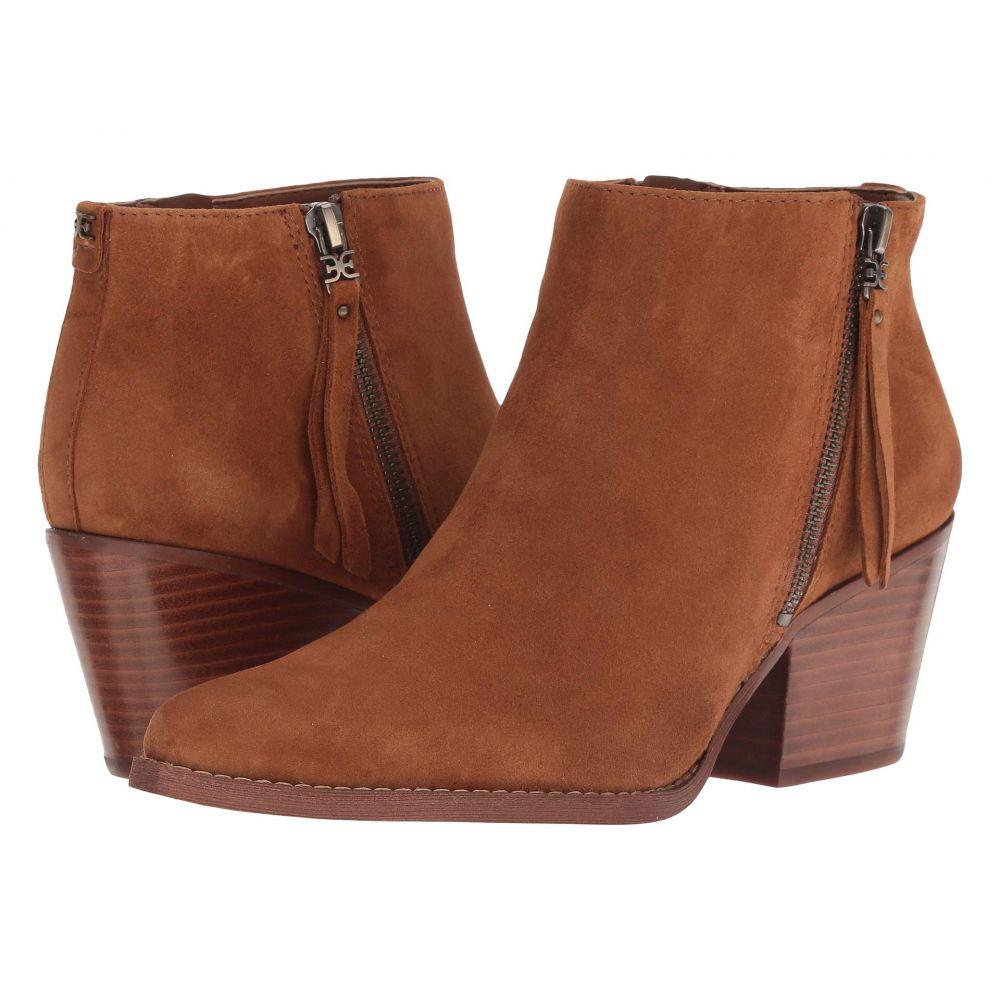 サム エデルマン Sam Edelman レディース ブーツ シューズ・靴【Walden】Luggage Suede Leather