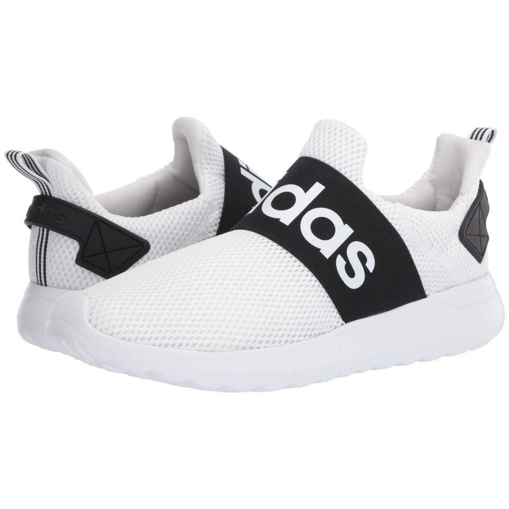 アディダス adidas メンズ スニーカー シューズ・靴【Lite Racer Adapt】White/White/Core Black