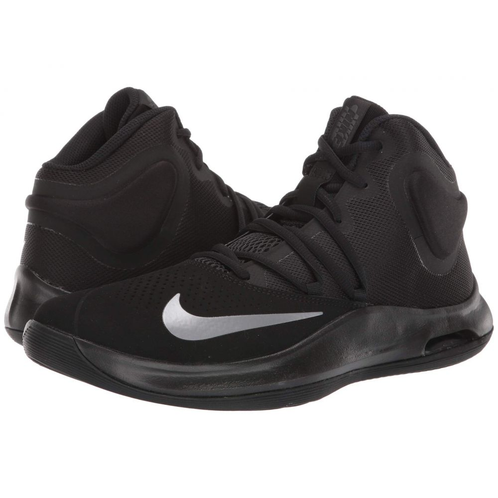 ナイキ Nike メンズ バスケットボール シューズ・靴【Air Versatile IV NBK】Black/Metallic Cool Grey/Anthracite