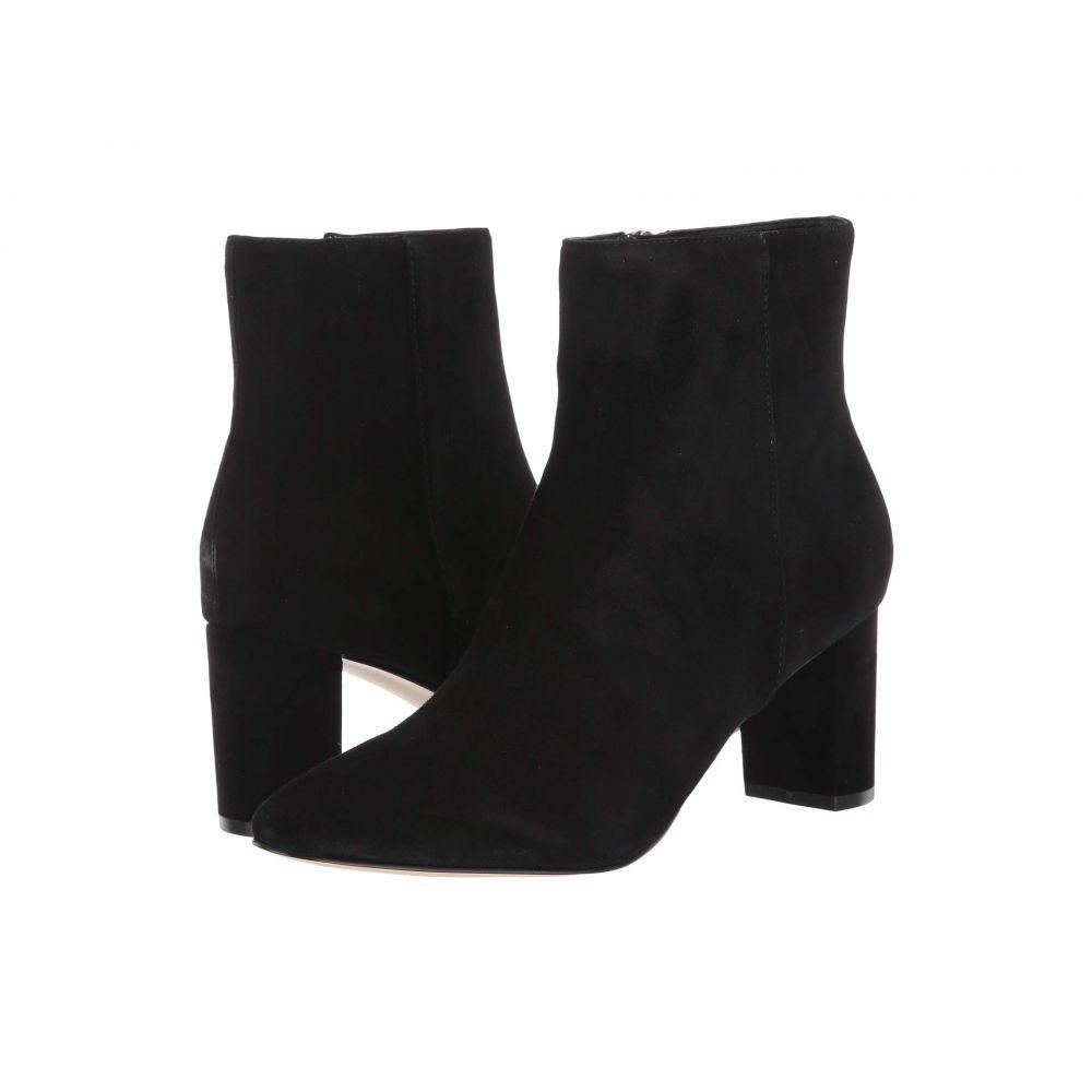 ナインウエスト Nine West レディース ブーツ シューズ・靴【Trin Bootie】Black Suede