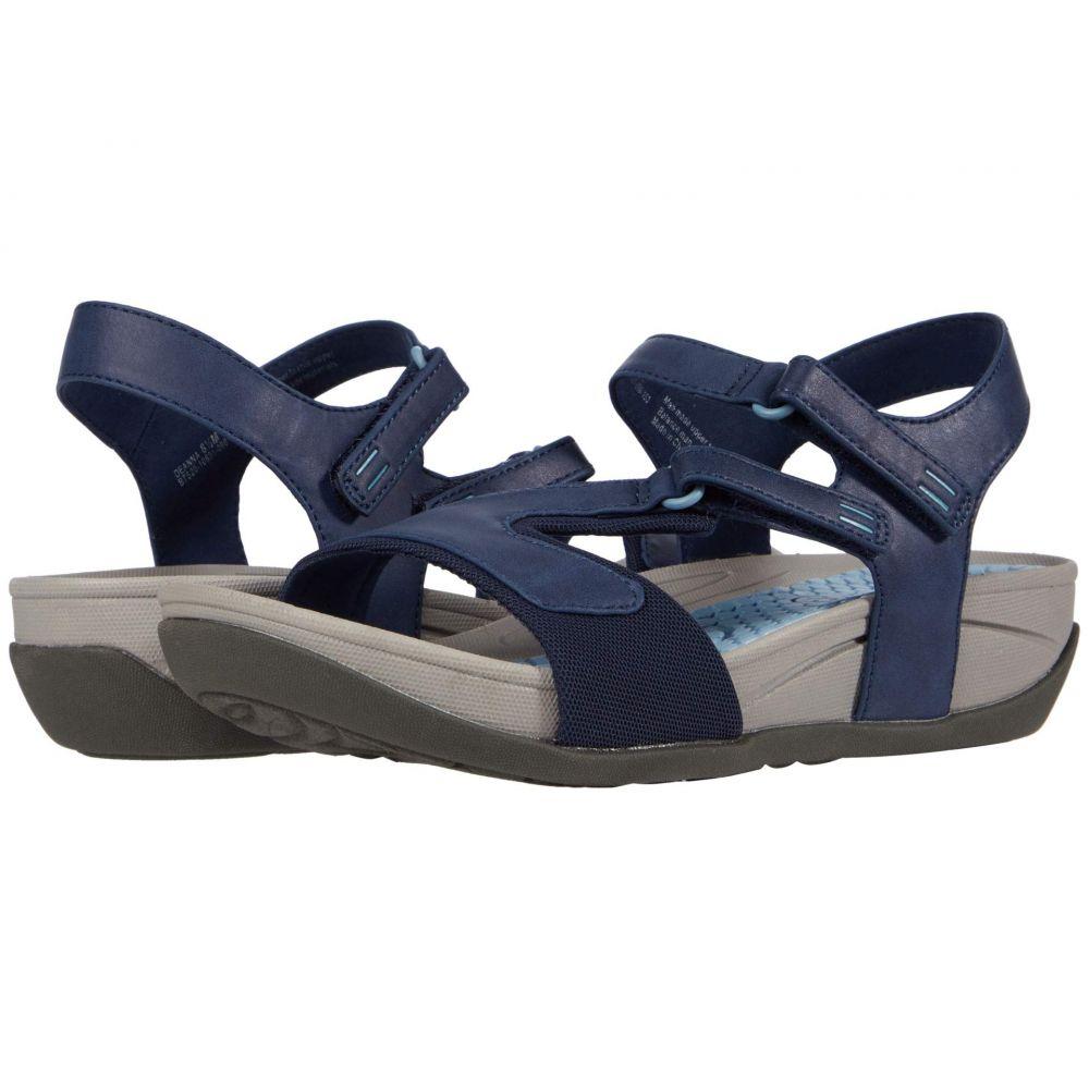 ベアトラップ Baretraps レディース サンダル・ミュール シューズ・靴【Deanna】Navy