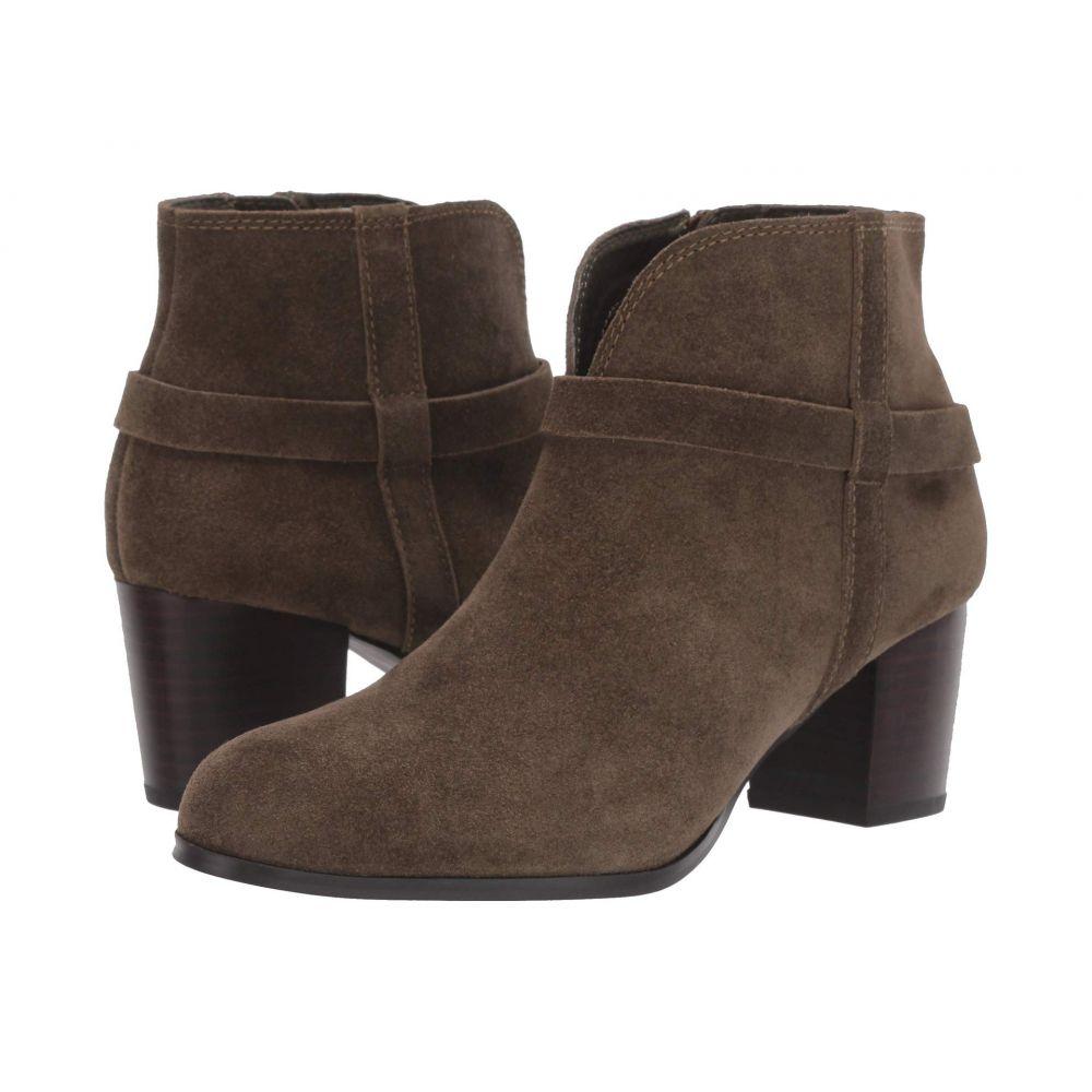 ミア MIA レディース ブーツ シューズ・靴【Franzie】Olive