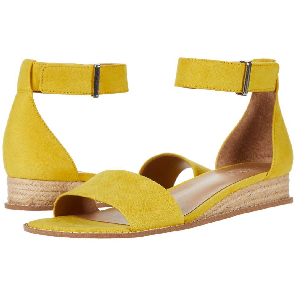 フランコサルト Franco Sarto レディース サンダル・ミュール シューズ・靴【Catrin】Yellow