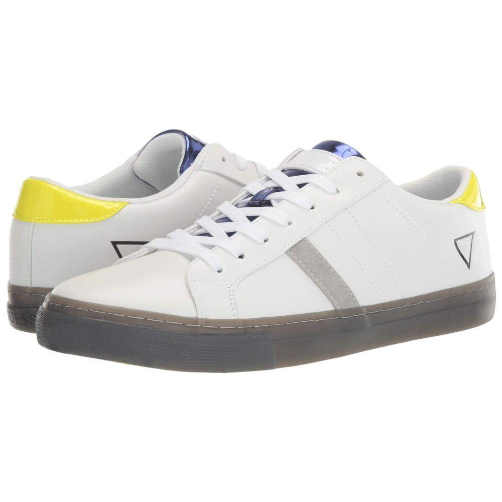 ゲス GUESS メンズ スニーカー シューズ・靴【Madcar】White/Grey