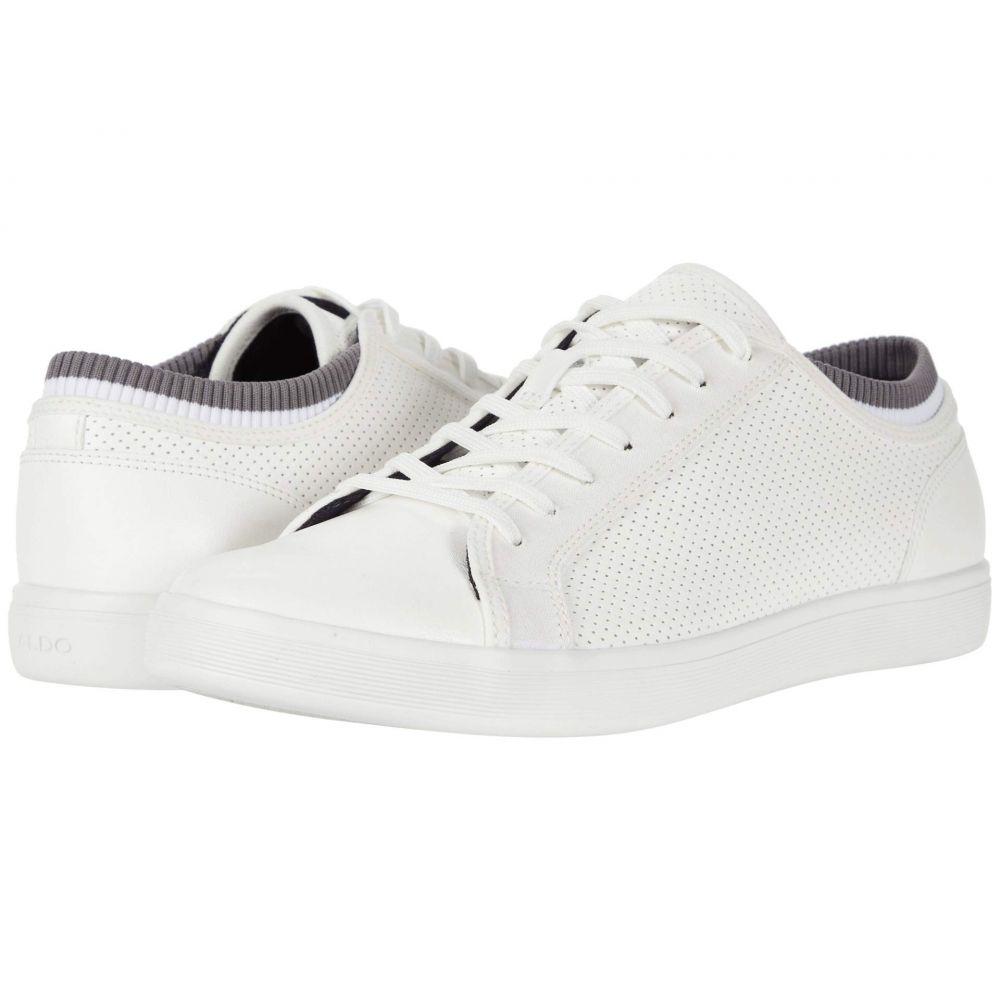 アルド ALDO メンズ スニーカー シューズ・靴【Hesterberg】White